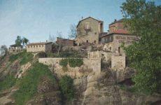 """Das Kloster """"Megalo Meteoro"""""""