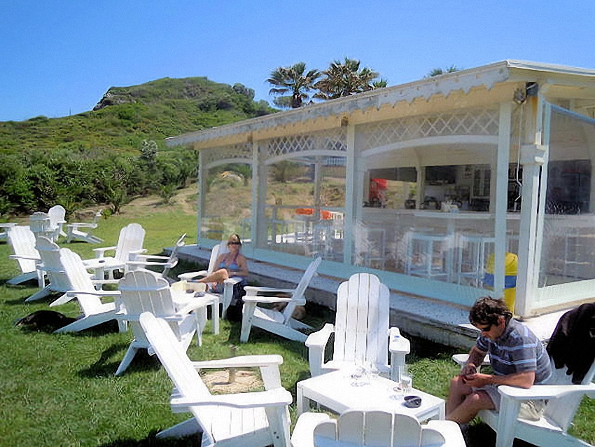 Climax Beach Bar Potistika